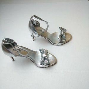 Michael Michael Kors Bow Heel Sandals